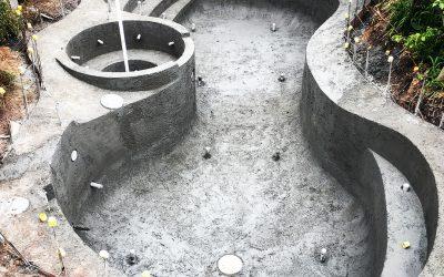 Предимства на торкрет бетон