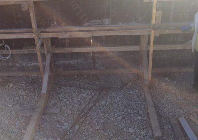 Строителсто на басейн с пръскан бетон ( торкрет бетон)