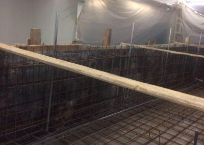 Строителство на басейн с торкрет бетон