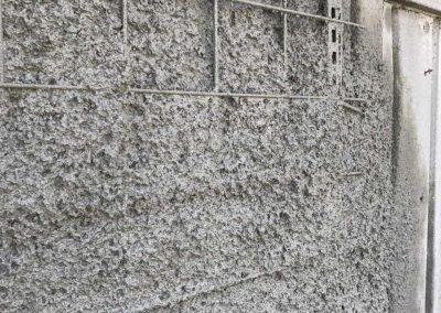 крепване на изкоп с торкрет бетон
