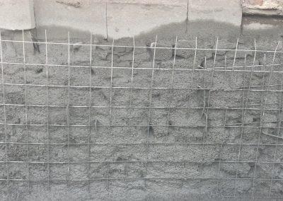 Укрепване на изкоп с торкрет бетон
