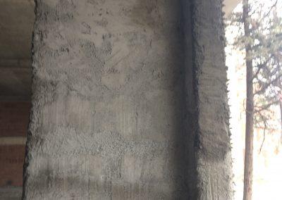 Укрепване на колони с торкрт бетон