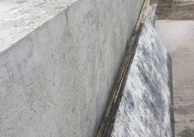 Изграждане на бетоново корито на басейн