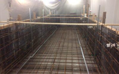Приложения на пръсканият бетон ( торкрет бетон)