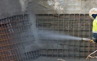 Какво е торкрет бетон и кога възниква?