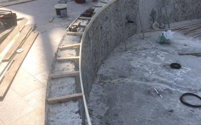 Ремонт на басейн с торкрет бетон от Торкрет Експерт ЕООД