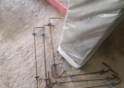 транспортиране на бетон Нове хоумс -