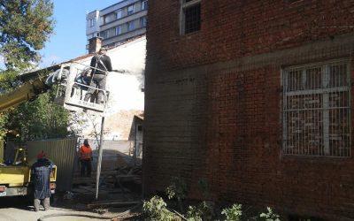 Укрепване на къща с торкрет бетон от Торкрет експерт ЕООД