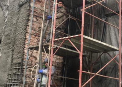 Укрепване на сградата на  Филхармонията,гр Бургас