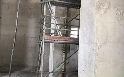 Транспортиране на бетон, Златна Панега