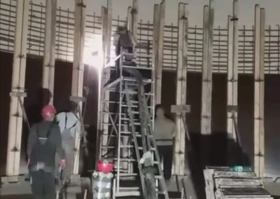 Изпомпване на бетон