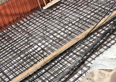 стационарна бетон помпа транспортиране на бетон